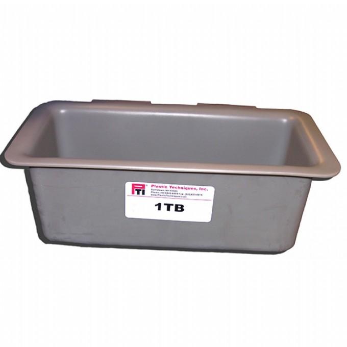 Plastic Tool Tray C W Brackets Grey Utility Supplies