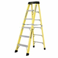 12FT Fiberglass Step Ladder