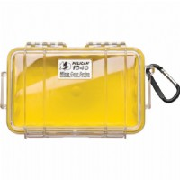 1040,WL/WI-Micro Yellow/Clear Case