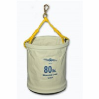 "Tool Bucket 12"" x 15"" c/w Plastic Bottom & Swivel Snap"