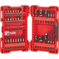 40PC Impact Drill & Drive Set