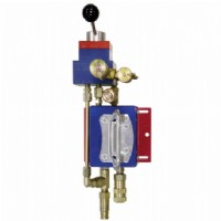 High pressure single/double acting Intensifier/valve