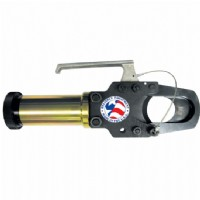 "Double acting hydraulic cutting tool, 2"" capacity, good for ACSR"