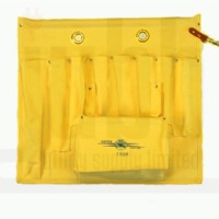 Yellow Tool Apron