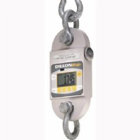 EDxtreme Dynamometer, 50,000 lbs capacity, c/w shackles, case and backlight