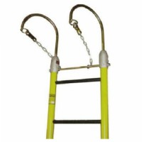 "14FT Ladder c/w 7-1/2"" Hooks"