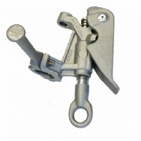 Duckbill Clamp c/w Serrated Jaw and Parking Stand