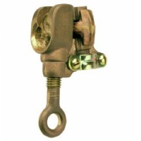 Socket Ground Clamp c/w Compression Terminal